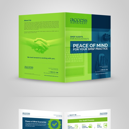 Design Company Brochure that Stands Out