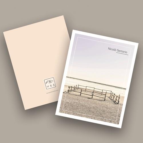 Photography Artist Profile Brochure