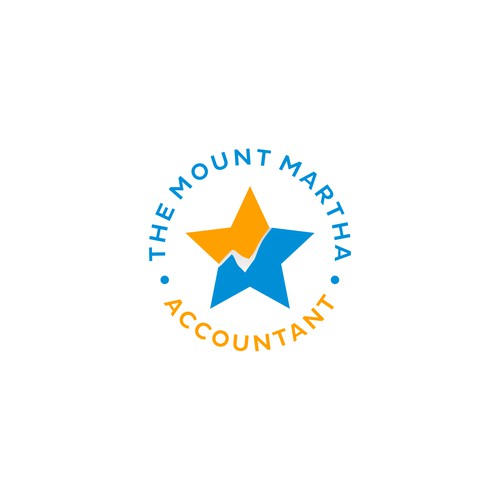 Logo Concept for The Mount Martha Accountant
