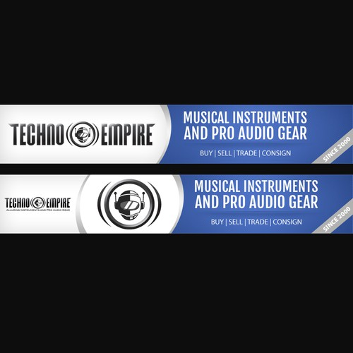 Rock Star Music Store needs Banner for Reverb.com Shop