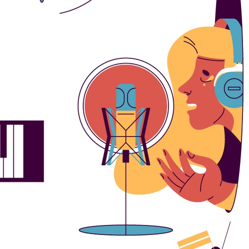 Music fest poster