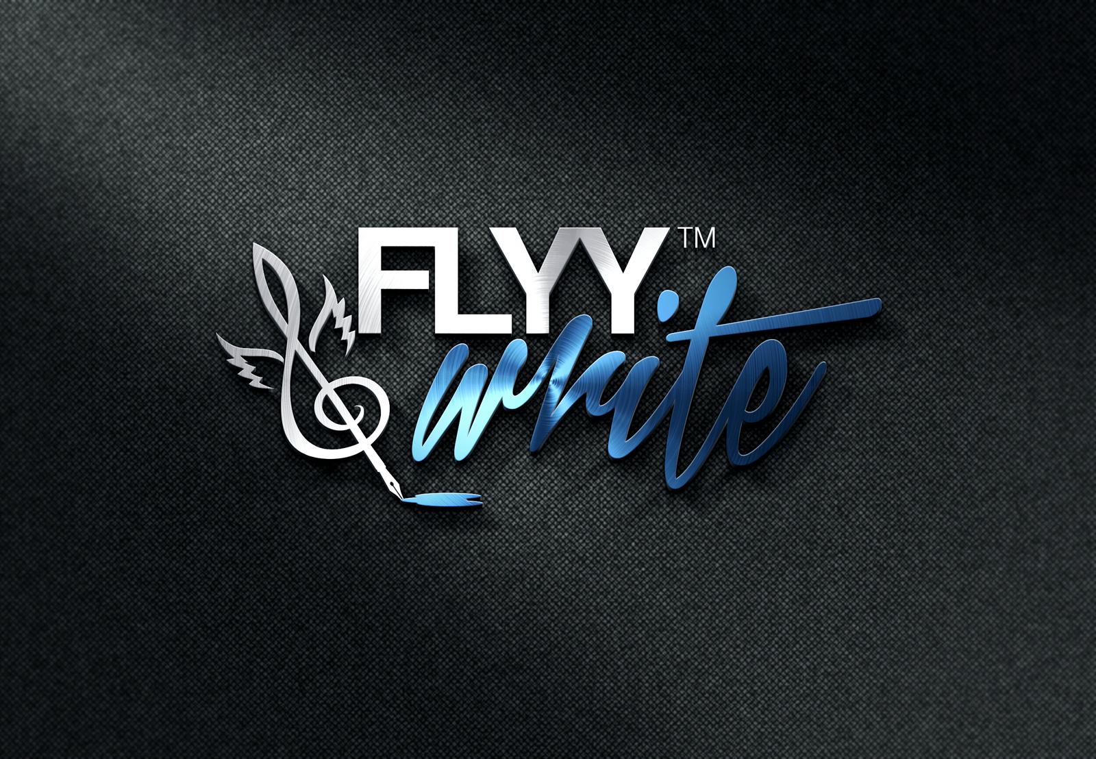 Flyy Write Logo
