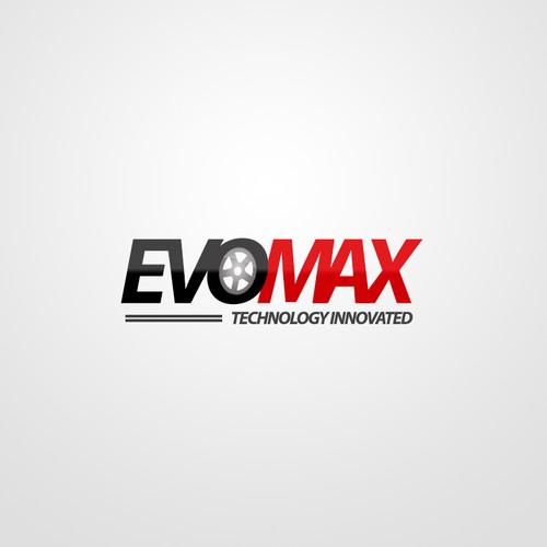 Logo concept for Evomax