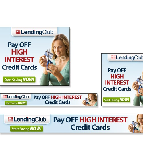 Lending Club Needs New Banner Ads