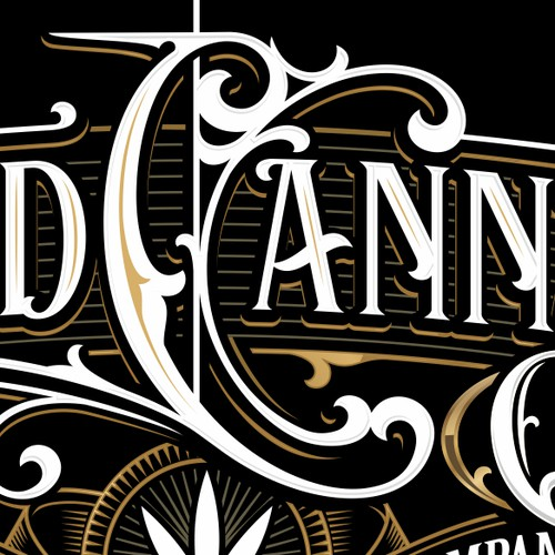 Fabled Cannabis Co Logo redesign