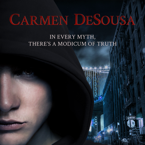 New Cover for Creatus (They Exist), a Bestselling Paranormal Romance Novel