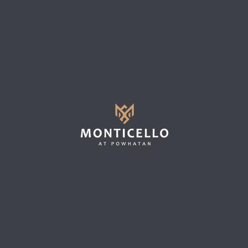 Monticello Logo Design
