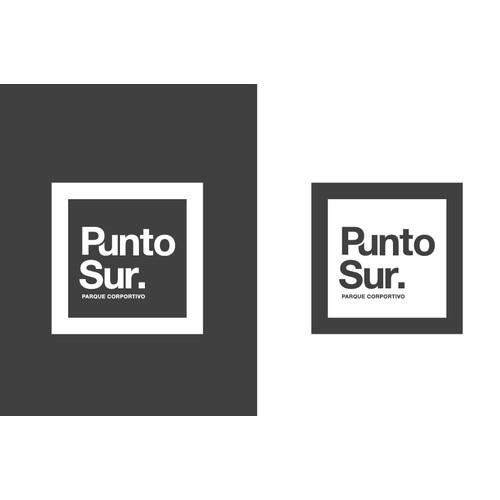 Logo for a Business Park
