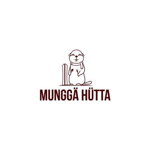 Logo concept for MUNGGA HUTTA