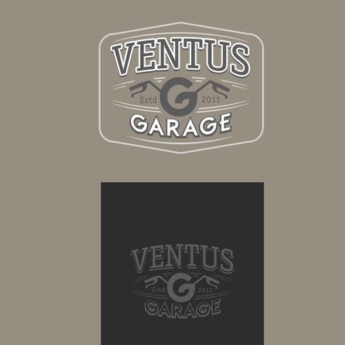 Ventus Garage custom bikes