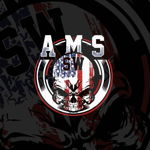 AMS-SW Logo redesign