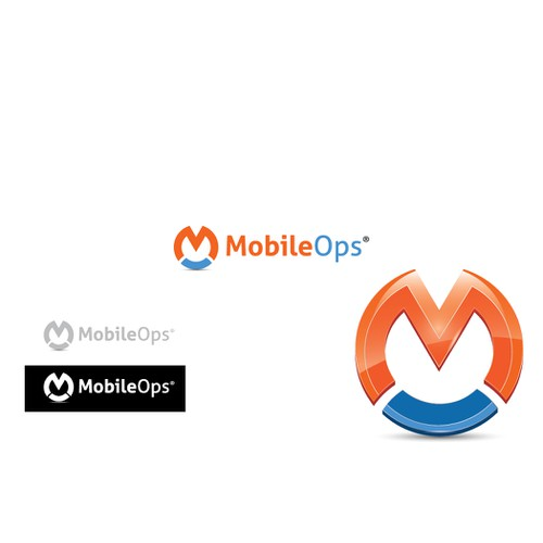 Help MobileOps with a new logo