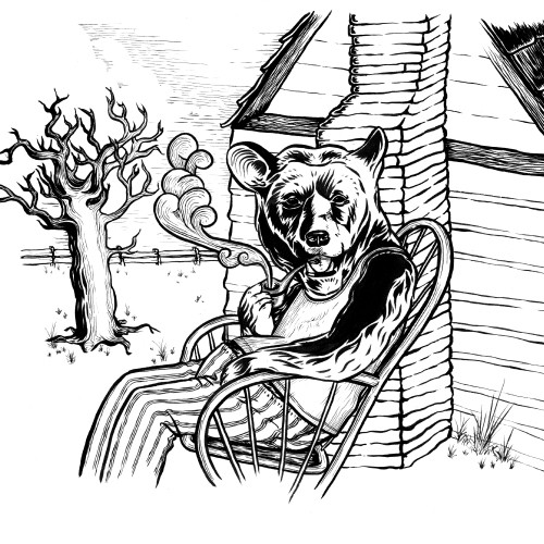 Animal illustration suite