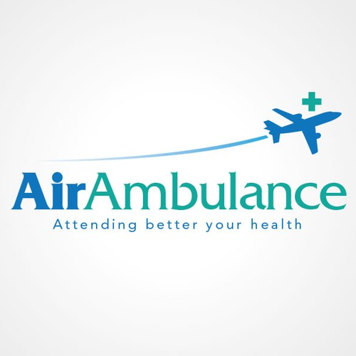 Logo design for an international Air Ambulance Company