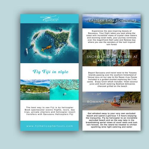 flyer concept