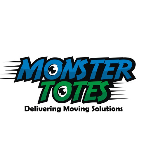 Monster totes