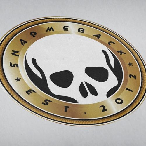 Logo Concept For A Cap Company