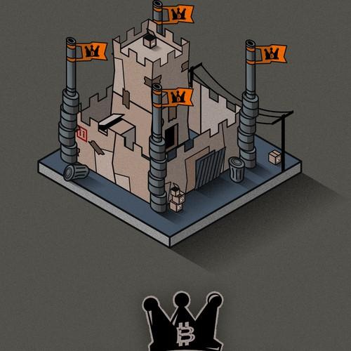 Castle Concept Art