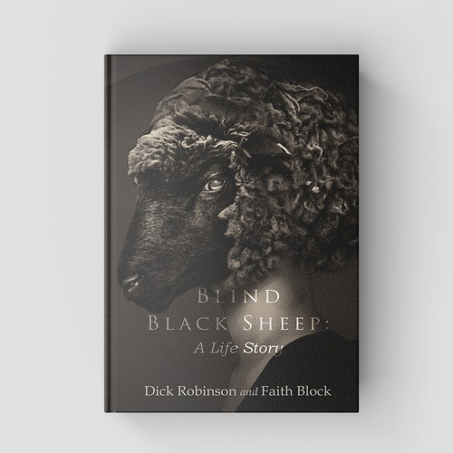 Blind black sheep