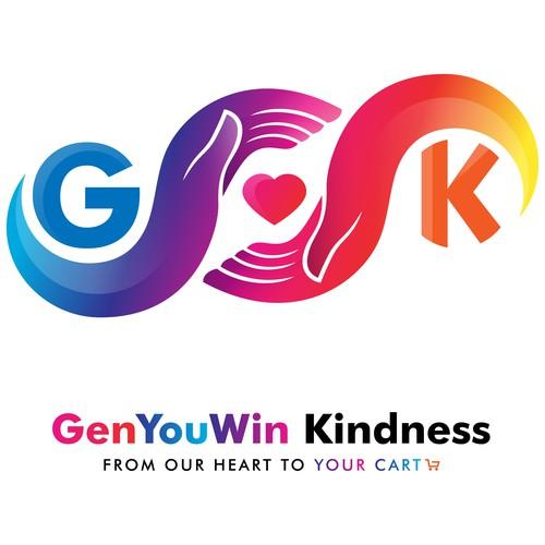 Logo - GenYouWin Kindness