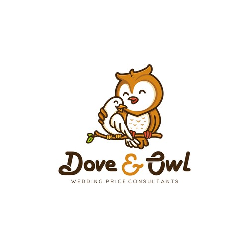 Logo for wedding price consultant.