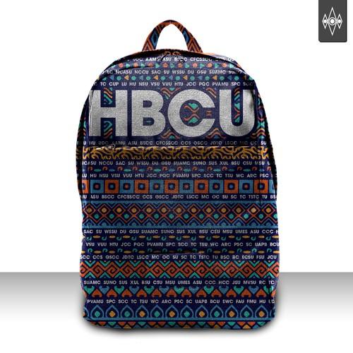 Blk Box book bag design