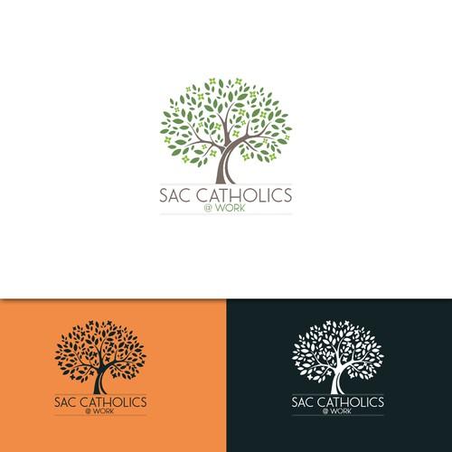 Catholic Church Logo