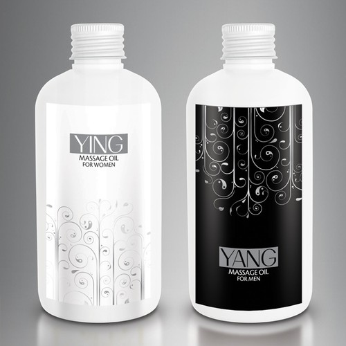 product label for Ying &Yang