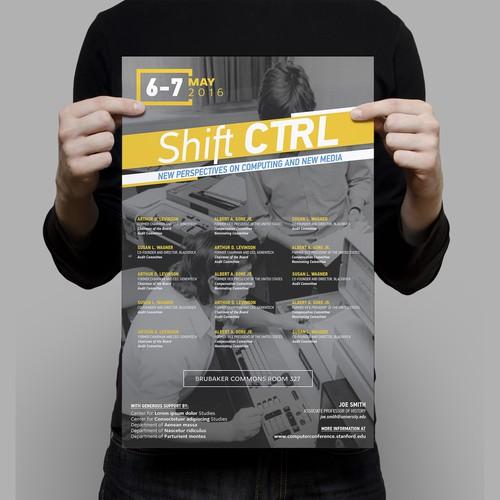 Shift CTRL