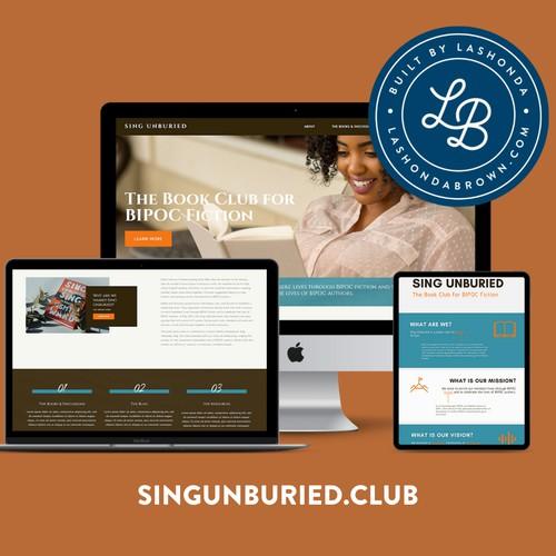 SING UNBURIED | Book Club