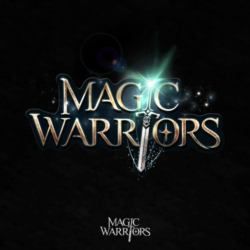 Magic Warriors Logo