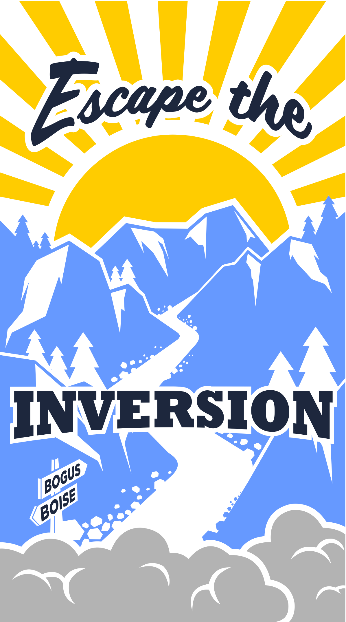 Escape the INVERSION T