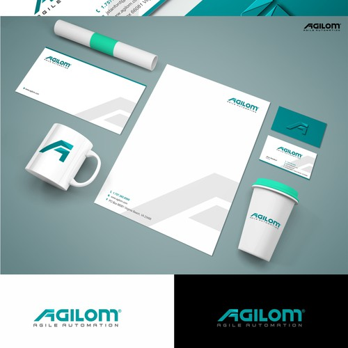 AGILOM Logo