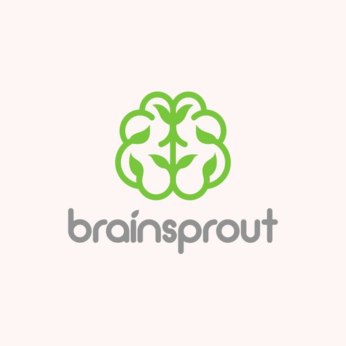 Brain Sprout logo idea