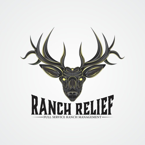Texas luxury ranch management company needs logo and flyer