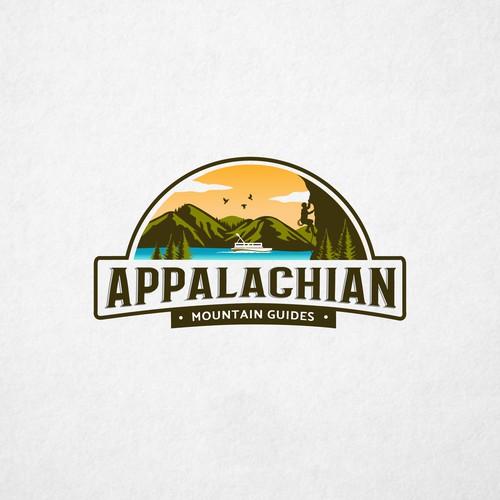 logo mountain guides