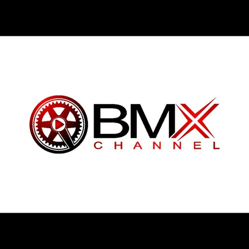 Create the logo for the BMX Channel
