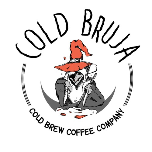 Cold Brew Coffee Logo