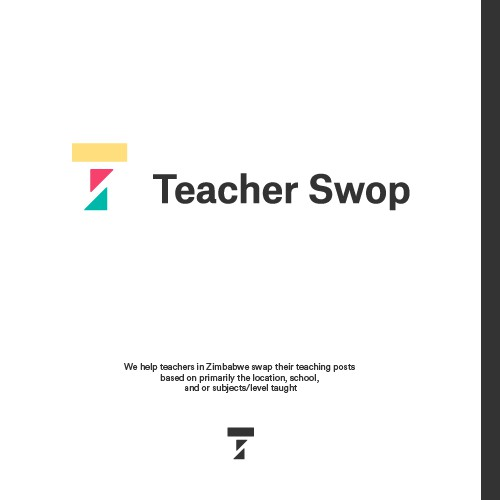 Logo work for Teacher swop
