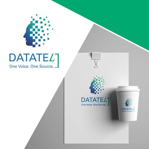 Logodesign for Datatel 1