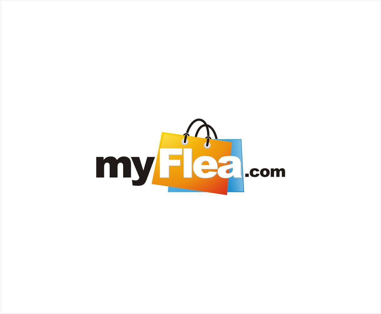 Help myFlea.com with a new logo