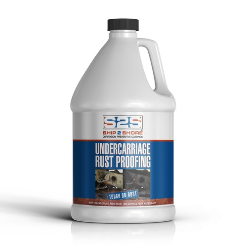 S2S Undercarriage Rust Proofing appealing to car enthusiasts