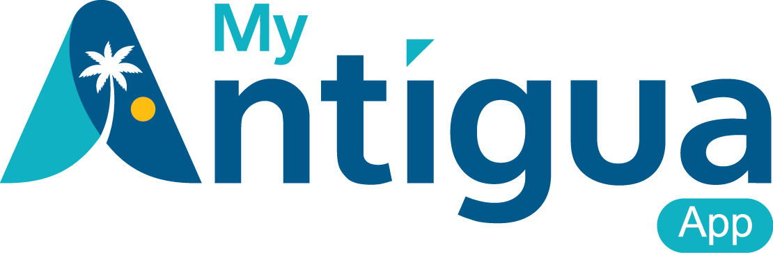 "Design a brand identity for ""My Antigua"" app."