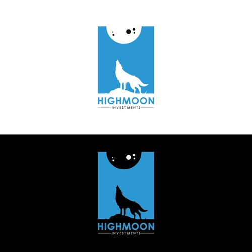 "Logo Design for ""HIGHMOON"""