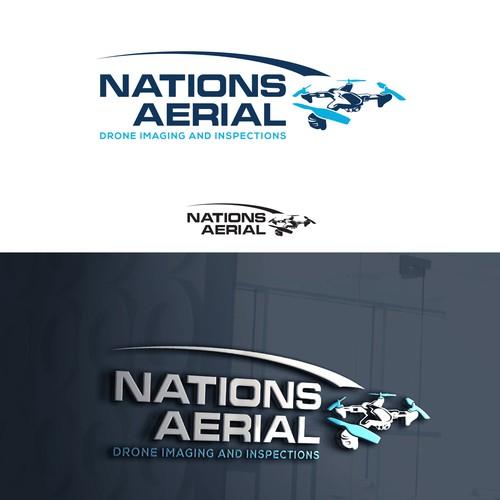 Nations Aerial Logo
