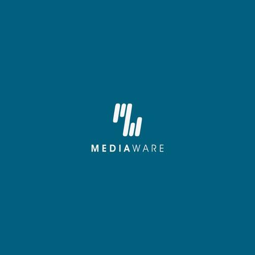 Logo for Emirates' media company.