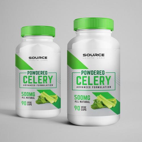 Powdered Celery