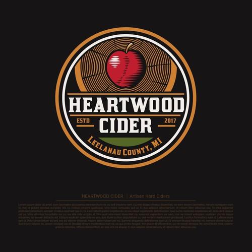 Logo for cider producer