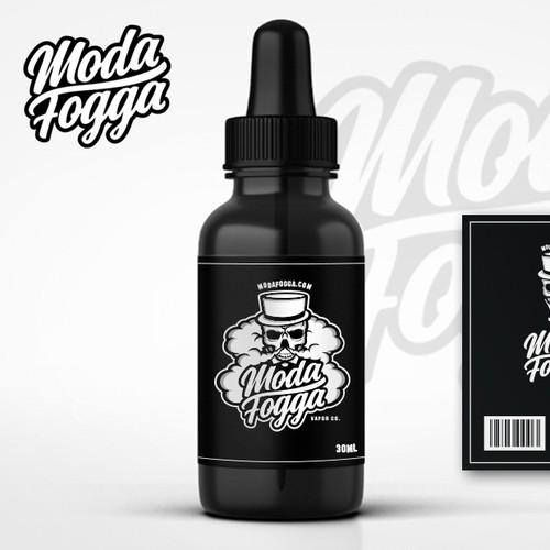 Logo & brand identity pack for Modafogga