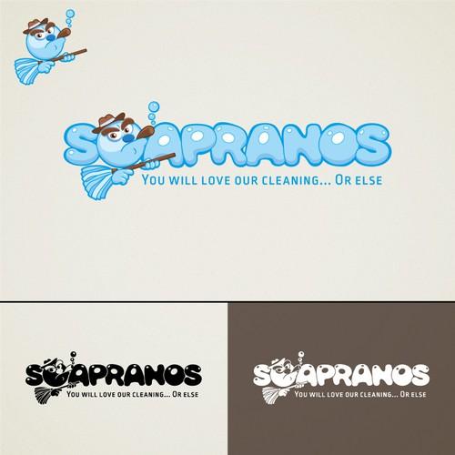 Soapranos logo
